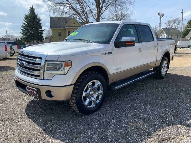 2013 Ford F-150 for sale at BROTHERS AUTO SALES in Hampton IA