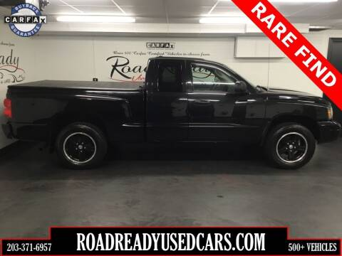 2007 Dodge Dakota for sale at Road Ready Used Cars in Ansonia CT