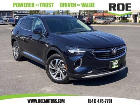 2021 Buick Envision for sale at Roe Motors in Grants Pass OR