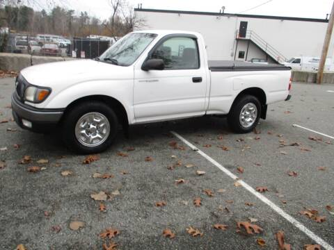 2004 Toyota Tacoma for sale at Route 16 Auto Brokers in Woburn MA