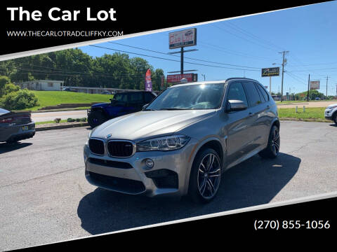 2017 BMW X5 M for sale at The Car Lot in Radcliff KY