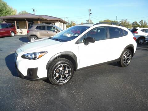 2019 Subaru Crosstrek for sale at GEORGE'S TRADING POST in Scottdale PA