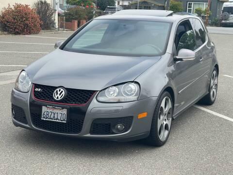 2008 Volkswagen GTI for sale at JENIN MOTORS in Hayward CA