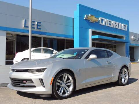 2016 Chevrolet Camaro for sale at LEE CHEVROLET PONTIAC BUICK in Washington NC