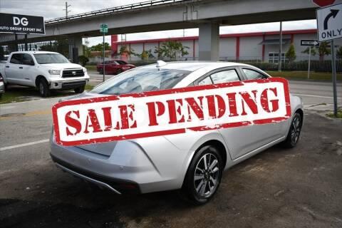 2021 Nissan Versa for sale at STS Automotive - Miami, FL in Miami FL