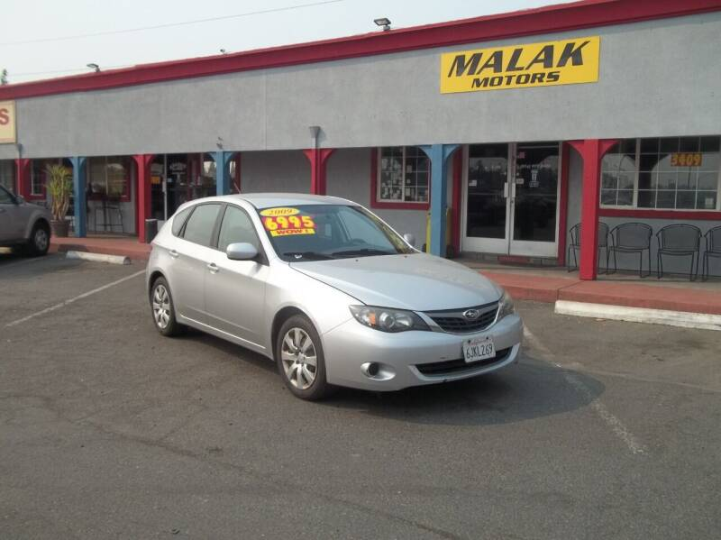 2009 Subaru Impreza for sale at Atayas Motors INC #1 in Sacramento CA
