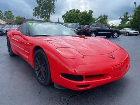 1997 Chevrolet Corvette for sale at Newcombs Auto Sales in Auburn Hills MI