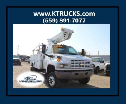 2007 Chevrolet C4500 for sale at Kingsburg Truck Center in Kingsburg CA