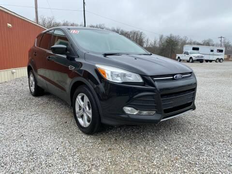 2015 Ford Escape for sale at 63 Auto in Huntsville TN