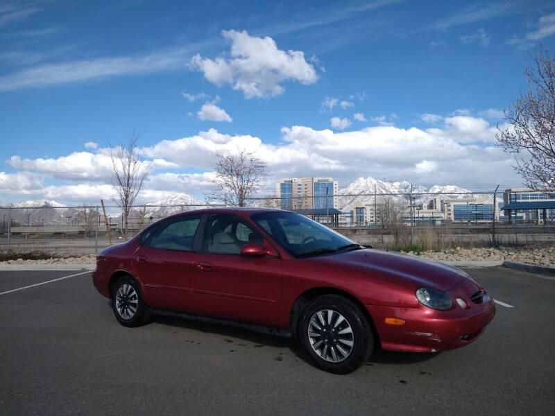 1999 Ford Taurus for sale at ALL ACCESS AUTO in Murray UT