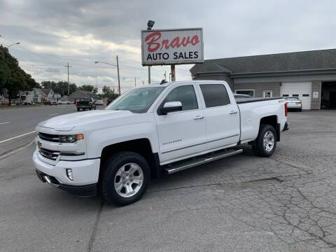 2018 Chevrolet Silverado 1500 for sale at Bravo Auto Sales in Whitesboro NY