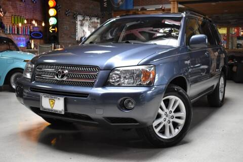 2006 Toyota Highlander Hybrid for sale at Chicago Cars US in Summit IL