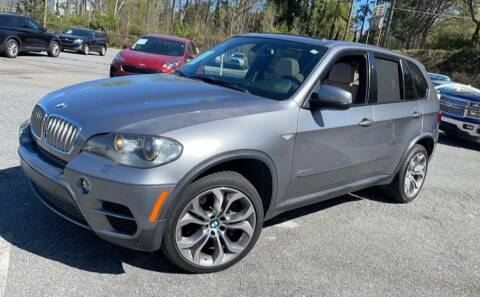 2011 BMW X5 for sale at DON BAILEY AUTO SALES in Phenix City AL