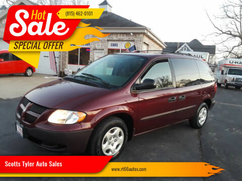2002 Dodge Caravan for sale at Scotts Tyler Auto Sales in Wilmington IL