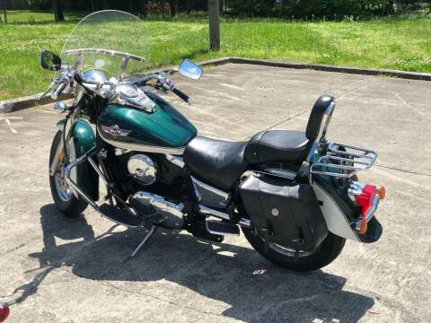 2004 Kawasaki Vulcan 1500 for sale at Highway 41 South Motorplex in Springfield TN