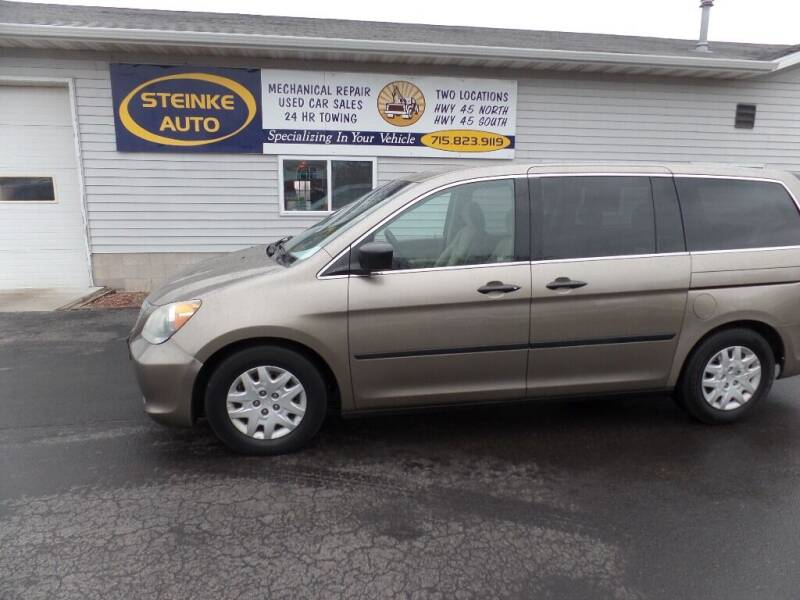 2008 Honda Odyssey for sale at STEINKE AUTO INC. - Steinke Auto Inc (South) in Clintonville WI