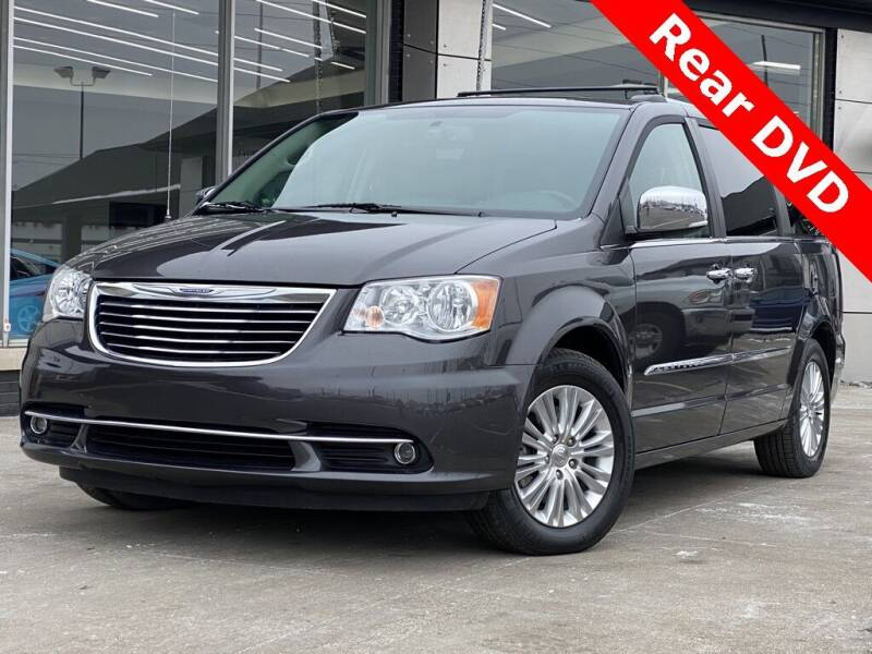 2016 Chrysler Town and Country for sale at Carmel Motors in Indianapolis IN