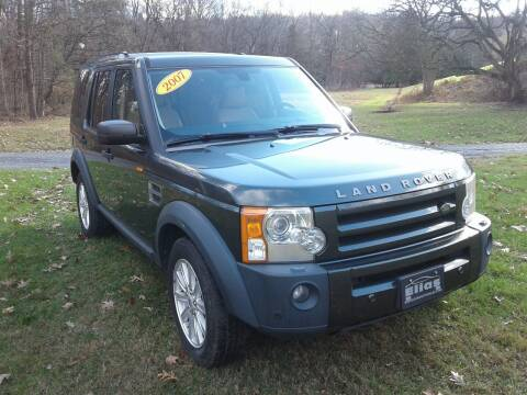 2007 Land Rover LR3 for sale at ELIAS AUTO SALES in Allentown PA