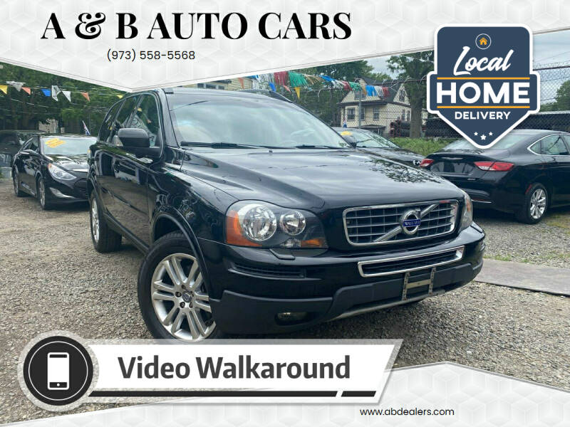 2010 Volvo XC90 for sale at A & B Auto Cars in Newark NJ