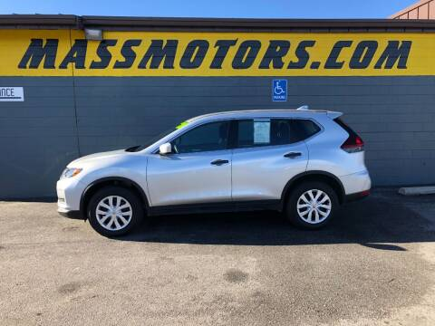 2020 Nissan Rogue for sale at M.A.S.S. Motors - Fairview in Boise ID