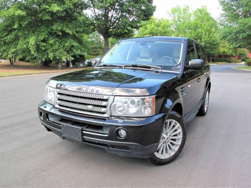 2009 Land Rover Range Rover Sport for sale at Top Rider Motorsports in Marietta GA