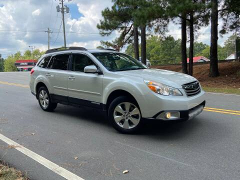 2012 Subaru Outback for sale at THE AUTO FINDERS in Durham NC