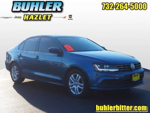 2018 Volkswagen Jetta for sale at Buhler and Bitter Chrysler Jeep in Hazlet NJ