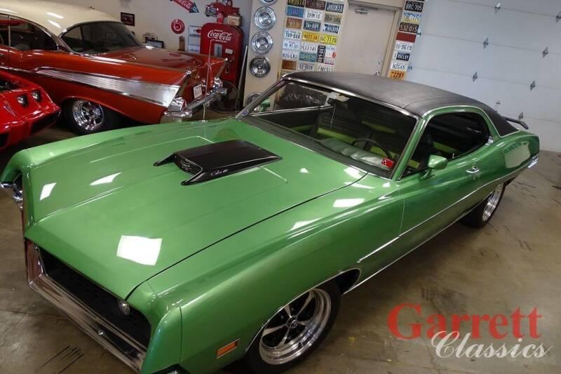 1971 Ford Torino for sale at Garrett Classics in Lewisville TX