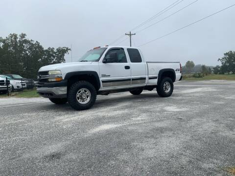 2001 Chevrolet Silverado 2500HD for sale at Madden Motors LLC in Iva SC