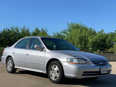 2002 Honda Accord for sale at AutoAffari LLC in Sacramento CA