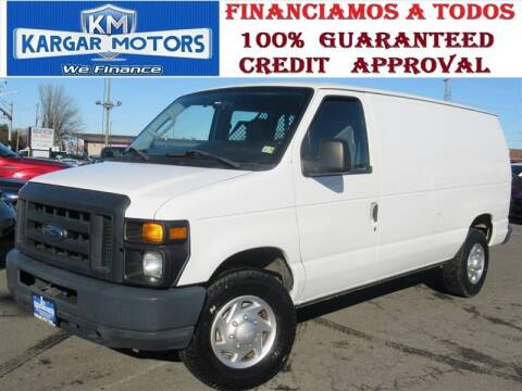 2013 Ford E-Series Cargo for sale at Kargar Motors of Manassas in Manassas VA