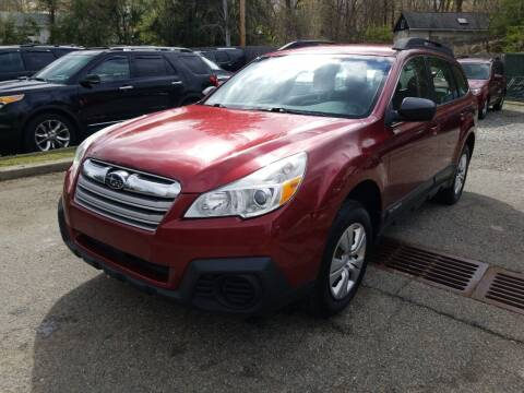 2013 Subaru Outback for sale at AMA Auto Sales LLC in Ringwood NJ