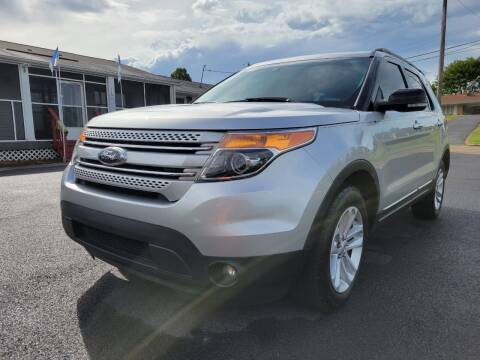 2014 Ford Explorer for sale at A & R Autos in Piney Flats TN
