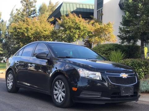 2011 Chevrolet Cruze for sale at AutoAffari LLC in Sacramento CA