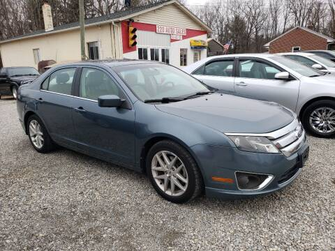 2012 Ford Fusion for sale at 220 Auto Sales in Rocky Mount VA