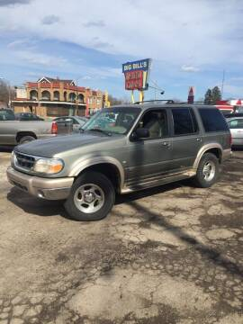 1999 Ford Explorer for sale at Big Bills in Milwaukee WI