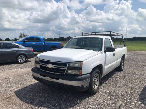 2007 Chevrolet Silverado 1500 Classic for sale at COUNTRY AUTO SALES in Hempstead TX