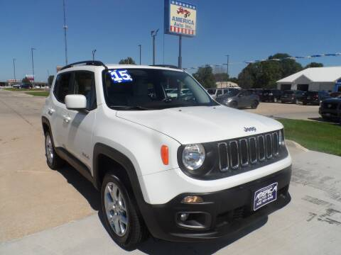 2015 Jeep Renegade for sale at America Auto Inc in South Sioux City NE