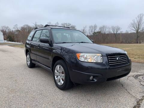 2008 Subaru Forester for sale at 100% Auto Wholesalers in Attleboro MA