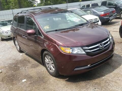 2014 Honda Odyssey for sale at Seewald Cars in Brooklyn NY