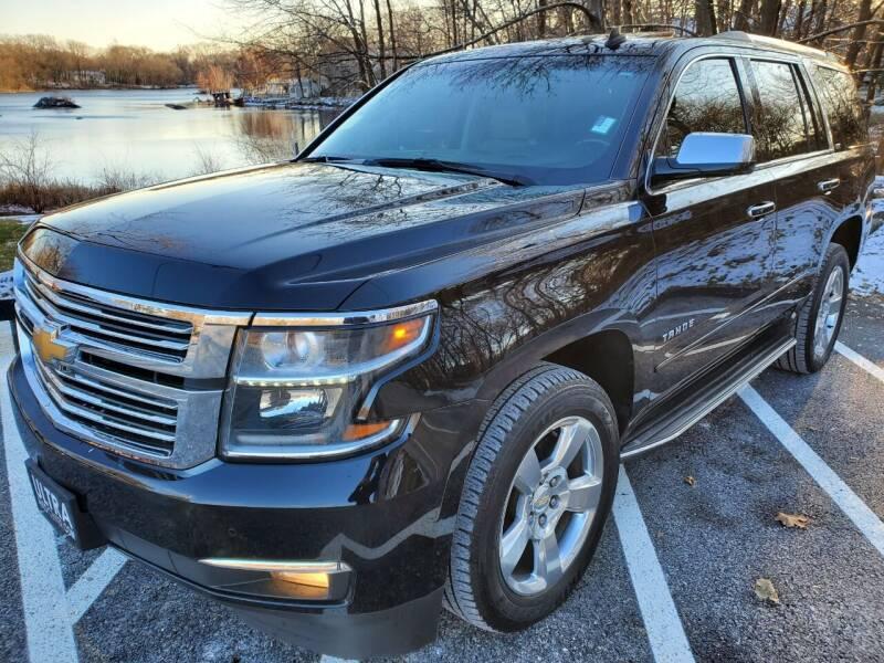 2015 Chevrolet Tahoe for sale at Ultra Auto Center in North Attleboro MA