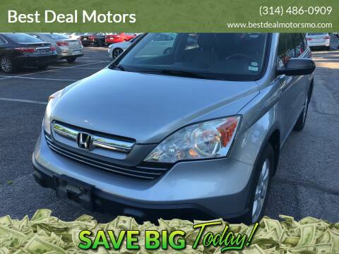 2007 Honda CR-V for sale at Best Deal Motors in Saint Charles MO