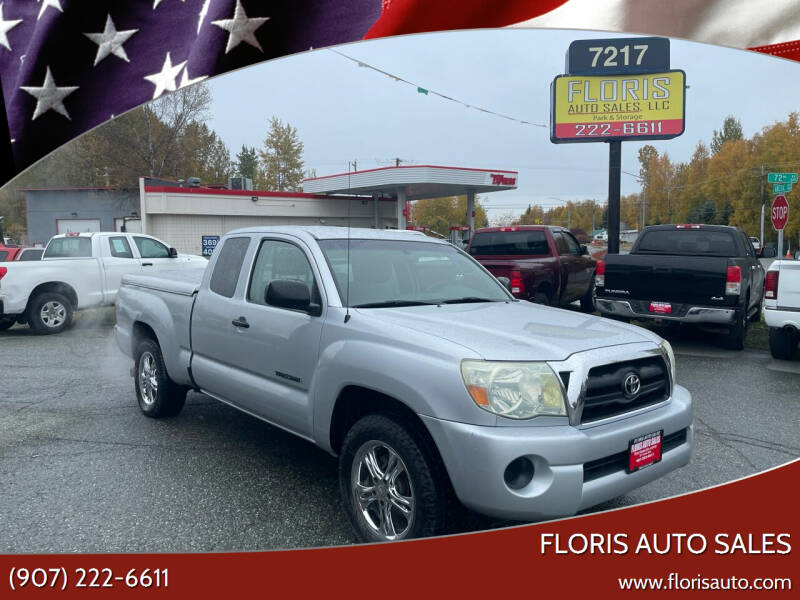 2006 Toyota Tacoma for sale at FLORIS AUTO SALES in Anchorage AK