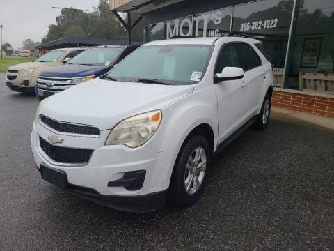2013 Chevrolet Equinox for sale at Mott's Inc Auto in Live Oak FL