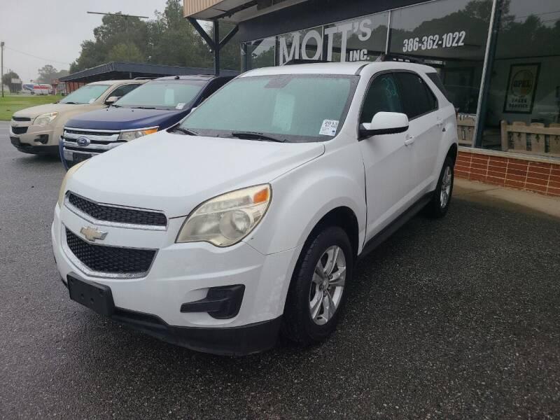 2013 Chevrolet Equinox for sale at Mott's Inc Auto in Live Oak FL