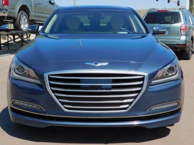 2015 Hyundai Genesis for sale at Luxury Auto Line in Atlanta GA