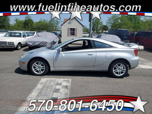2002 Toyota Celica for sale in Saylorsburg, PA