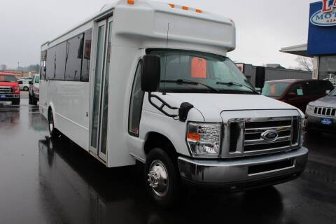 2015 Ford E-Series Chassis for sale at L & L MOTORS LLC - REGULAR INVENTORY in Wisconsin Rapids WI