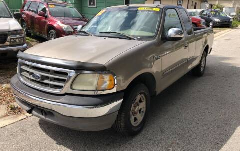 2002 Ford F-150 for sale at Castagna Auto Sales LLC in Saint Augustine FL