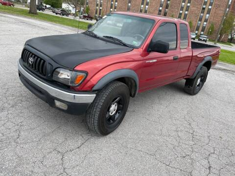 2003 Toyota Tacoma for sale at Supreme Auto Gallery LLC in Kansas City MO